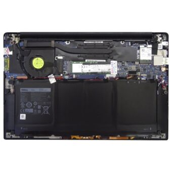 DELL XPS 13 筆電無法開機 主機板